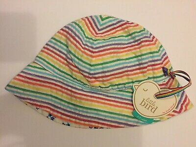 Mothercare Little Bird By Jools Oliver Hat 2-3 Years Flora - BNWT