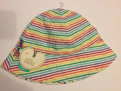 Mothercare Little Bird By Jools Oliver Hat 5-6 Years - Flora - BNWT