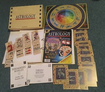 Hachette - Learn And Understand Astrology Issue 1-11 Boxed