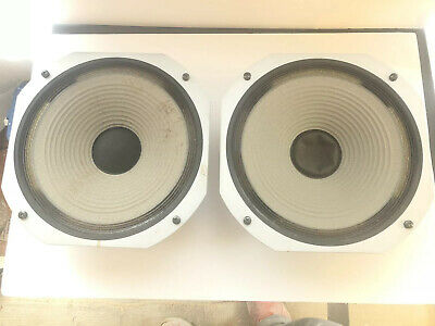 Pioneer HPM 100 Woofers, 30-733A-1, Tested, Working.