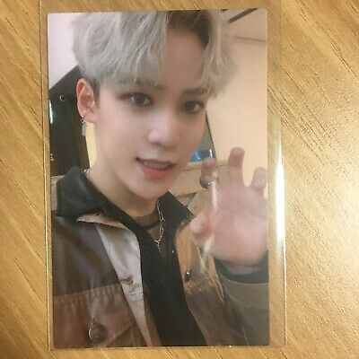 K-POP ATEEZ 1st Album TREASURE EP.FIN : All To Action A.Ver Official Photocard