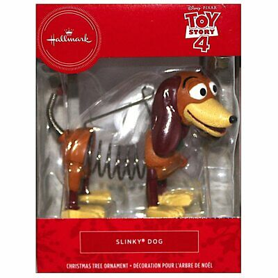 Slinky Dog Toy Story 4 Hallmark Exclusive Christmas Ornament