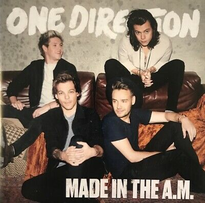 One Direction - Made In The A.m. - 13 Tracks Cd Album