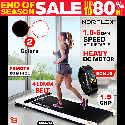 NORFLEX Electric Walking Treadmill Home Office Exercise Machine Fitness M