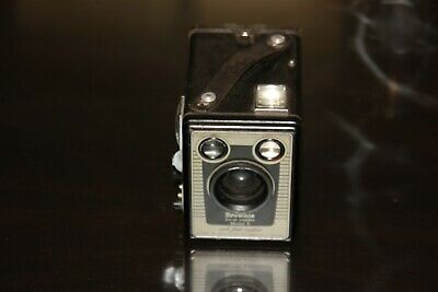 Brownie Camera And Case