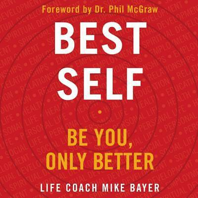 Best Self: Be You, Only Better (English) Compact Disc Book Free Shipping!