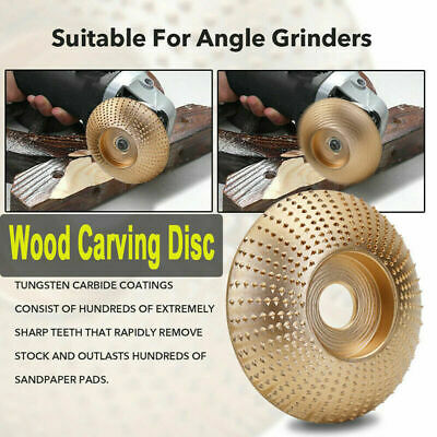 Tungsten Carbide Cup Grinding Wheel Wood Angle Hard To Polish Wood Metal Plastic