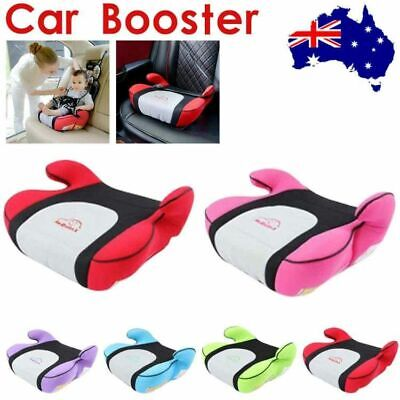 New Sturdy Baby Kid Children Toddler Car Booster Seat Pad For 3-12Years AU STOCK