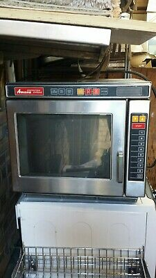 Convection microwave oven Amana Express