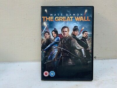 The Great Wall (+ digital download) [2017] [DVD] - DVD