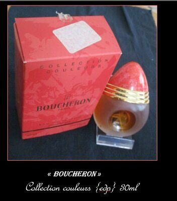 Boucheron Collection Couleur