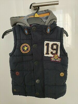 Beautiful Next gilet size 4 years