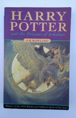 Harry Potter and the Prisoner of Azkaban by Rowling, J. K. 1st edition 1st print
