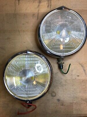 MARCHAL FANTASTIC Fog Lights / Phares Anti-Brouillard 660 / 760 (pair)