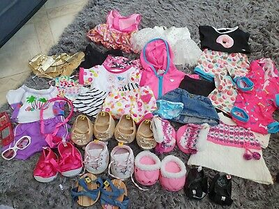Build A Bear Bundle Clothes And Accessories