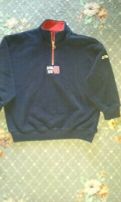 Fleece kids vintage 80s M & S