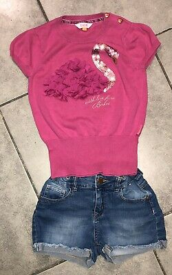 Ted Baker...primark Girls Outfit 7-8 Y Vgc