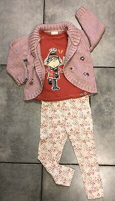 Next...M&S...Matalan Girls Outfit 2-3 Y Charlie & Lola