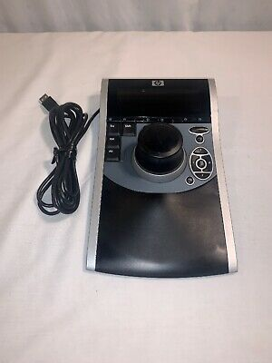HP SpacePilot 396692-002 3D Connexion EF390AA USB 3D Motion Wired Controller