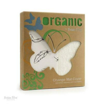 Bubba Blue Change Mat Cover (Organic Feather) Free Shipping!
