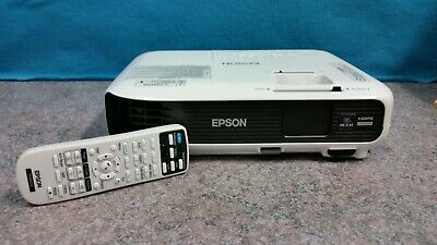 Epson Lcd Video Projector 3000 Lumens Eb-W130