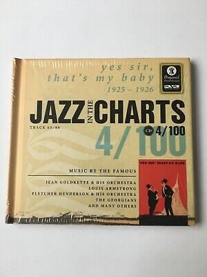 JAZZ IN THE CHARTS - Jazz in the Charts, Vol. 4: Yes Sir, That's My Baby NEW