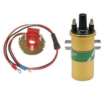 Electronic conversion kit, Fiat 500/600 4 cly Marelli Distributor & Coil