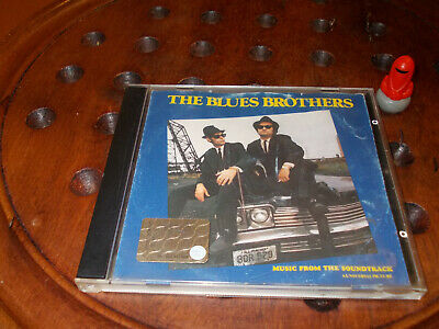 Blues Brothers The Blue Brothers Soundtrack  Cd  .... Ex