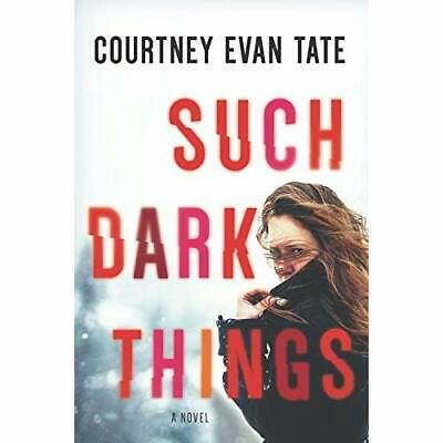 Such Dark Things - Paperback NEW Tate, Courtney  20/03/2018