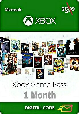 Xbox Game Pass 14 day Trial Subscription Code Instant Delivery!