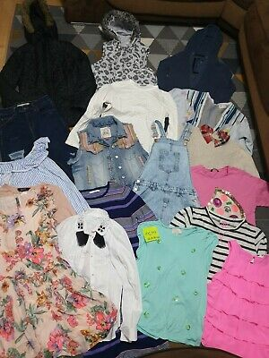 Huge Bundle Of Girls Clothes 12-13-14years #679 TOPSHOP PRIMARK M&S H&M PALMER