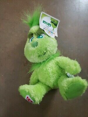 Build A Bear Baby Grinch Sold Out ! Rare ! Brand New With Tags !