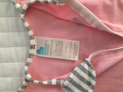 Swaddle- Love To Dream Swaddle Up, Size Small, Pink, 7-13 Lbs