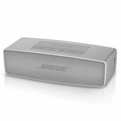Bose SoundLink Mini II Bluetooth Speaker System - Silver