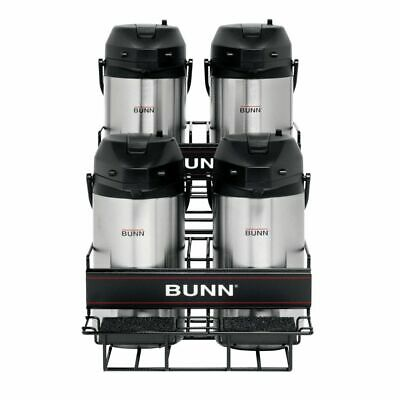 BUNN 35728.0003 35728.0003 Universal Airpot Rack for 4 Airpots