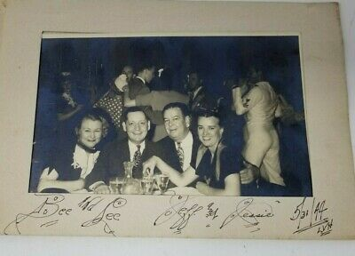Memories of Hotel Chase St. Louis 1944 Dancing Dining Photo
