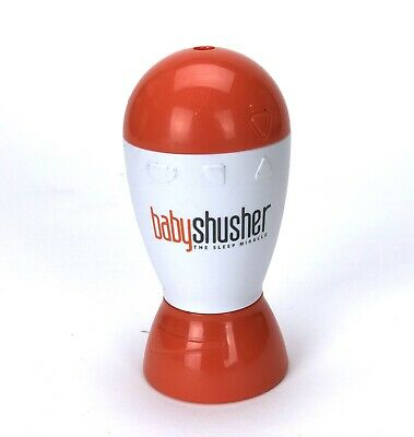 Baby Shusher Sleep Miracle Soother Sound Machine, Tested & Works Great!