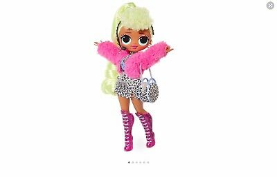 """LOL SURPRISE! OMG Lady Diva 11"""" Fashion Doll With 20 Surprises Series 1 NEW"""
