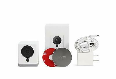 Wyze Cam 1080p HD Indoor Wireless Smart Home Camera with Night Vision, 2-Way USA