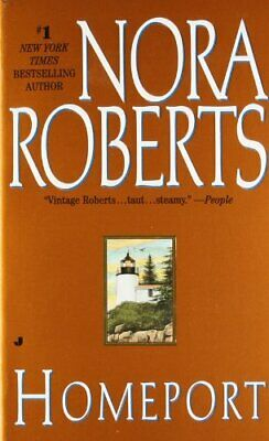 Homeport by Roberts, Nora Book The Cheap Fast Free Post
