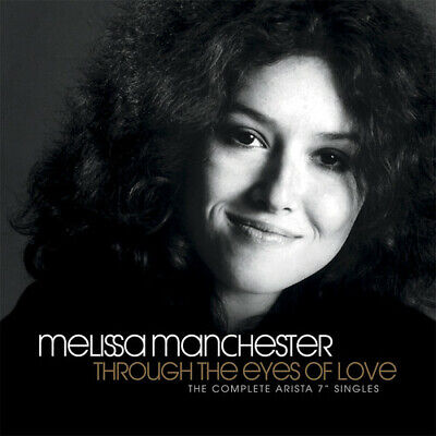 """Melissa Manchester - Through The Eyes Of Love - Complete Arista 7"""" Singles [New"""