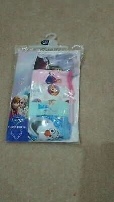 Next knickers 9-10 years frozen new