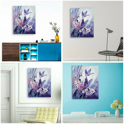 Paint By Numbers Kit Oil Painting Canvas Picture Artwork Home Decoration DIY AM8