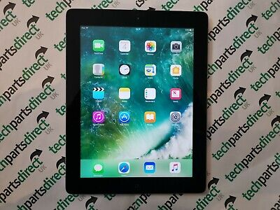 Apple iPad 4th Gen. 32GB, Wi-Fi, 9.7in - Black