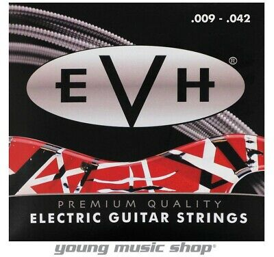 5 Sets EVH Electric Guitar Strings 9-42 Light Eddie Van Halen