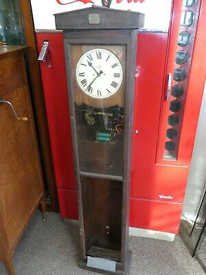 Antique Synchronome Electric Master Free-Standing Clock Spares/Repair 1929