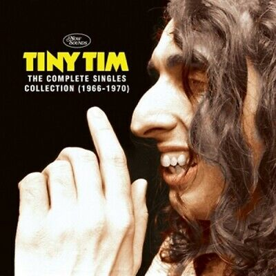 Tiny Tim - The Complete Singles Collection 1966-1970 CD NEW