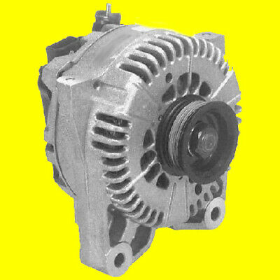 NEW ALTERNATOR HIGH OUTPUT 200 Amp 4.6L FORD MUSTANG 2001  DOHC COBRA