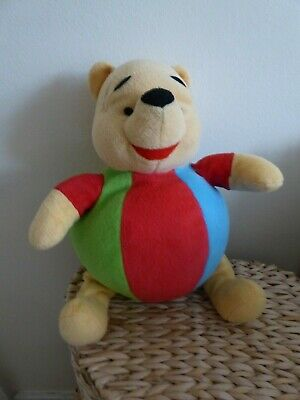 Large Winnie The Pooh plush soft toy from Disney @ Whitehouse