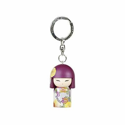 """Kimmidoll Keychain Charm 2/"""" 2018 Collection Mie /'Prosperous/'"""